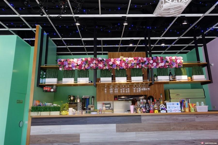 Chartreux Café,IG打卡,下午茶,卡爾特,早午餐,桃園美食,貓咪餐廳 @VIVIYU小世界