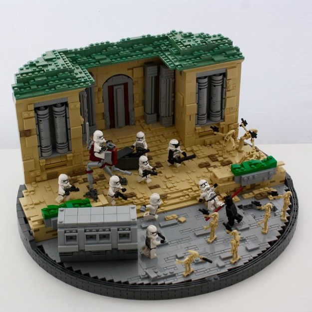 Lego Star Wars Assault on Theed | Battlefront 2