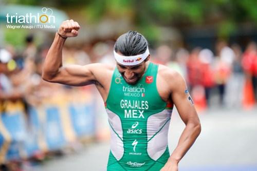 Crisanto Grajales ITU World Cup Salinas