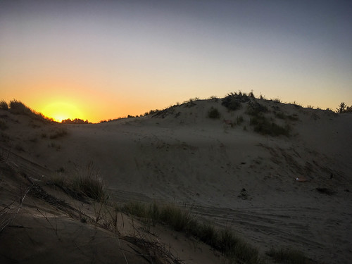 Oregon Dunes Sunset-002