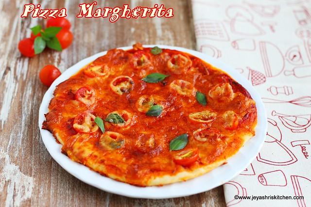 Margherita -pizza