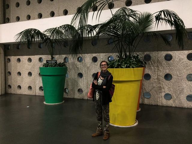 Bri at Mexico City International Airport