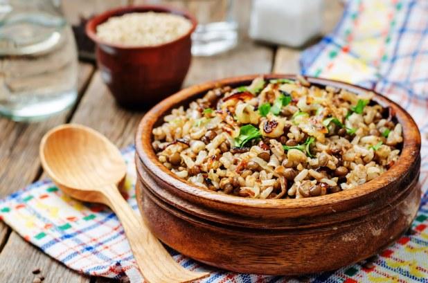 Comida en Jordania