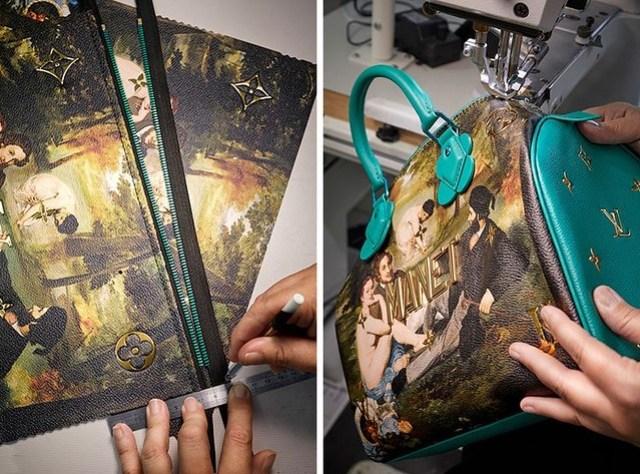 Louis Vuitton Jeff Koons Masters
