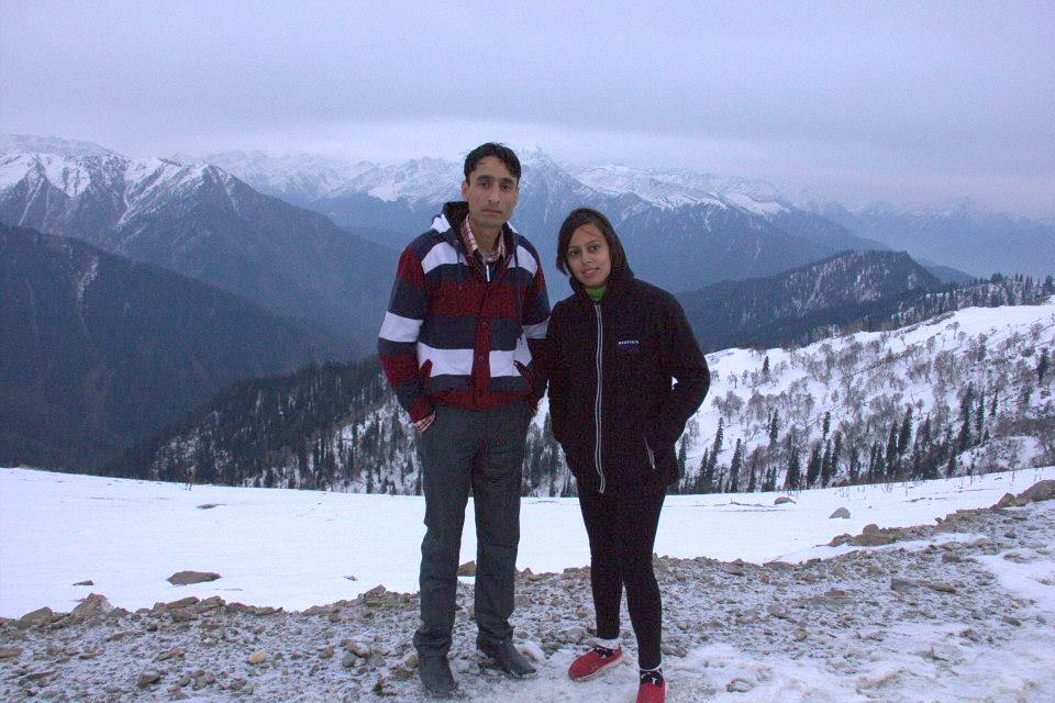 Mountains near Gurez