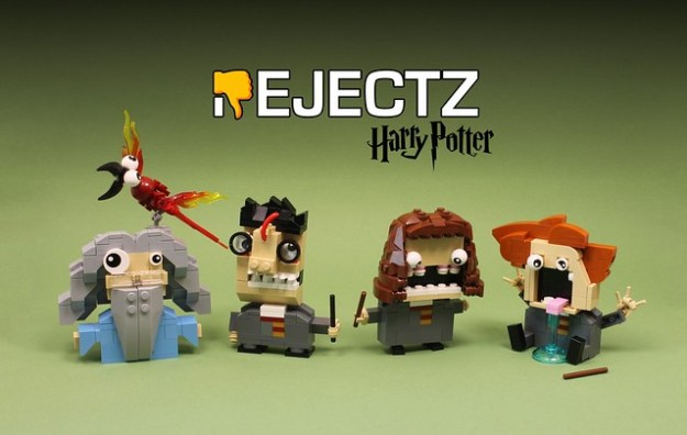 Harry Potter Rejectz