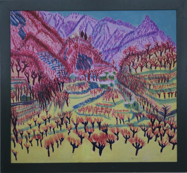 Albert Ller German Expressionism Basel Art