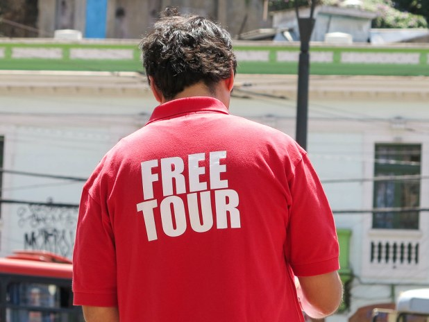 Free Walking Tour en Valparaiso