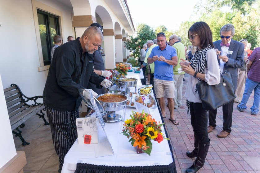 Cajun Jambalaya, Hurricane Charley's Punta Gorda Restaurant Week 2017 - Launch Party, Oct. 26, 2017