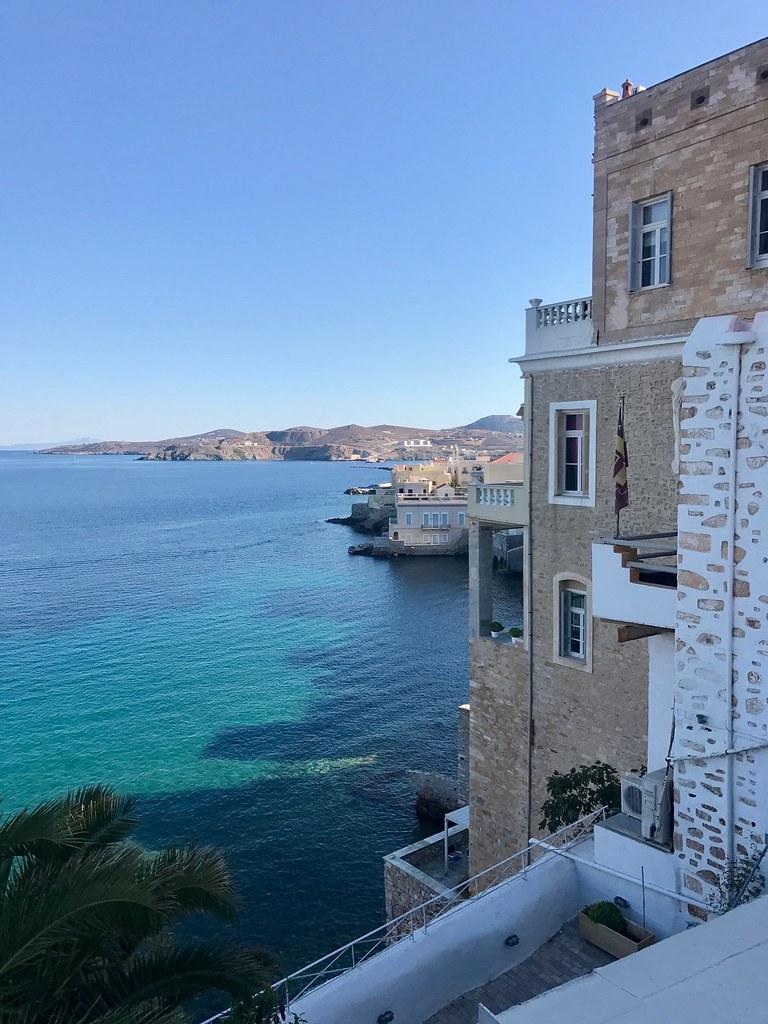 Syros - Kreikka
