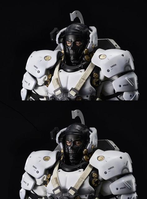 Kojima Productions - Ludens Helmet Open