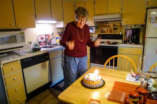 Aunt Ellen's Birthday