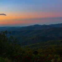 Shenandoah National Park Overlook Madness