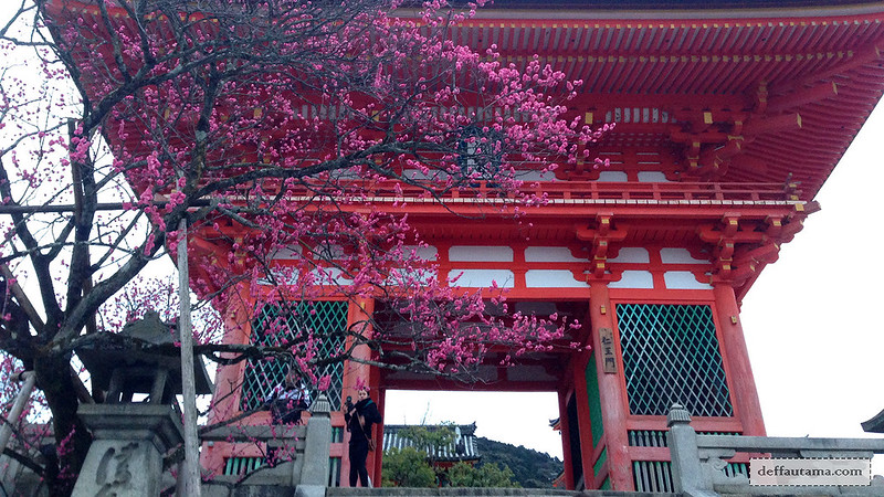 3 Hari Keliling Kyoto - Kiyomizu Dera 3