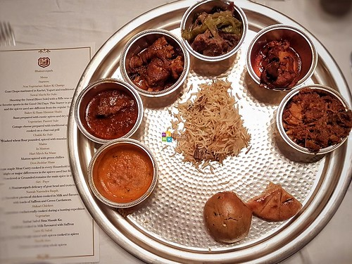 hungrynomads dine with royalty eat with india royal