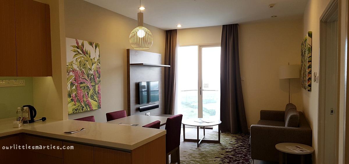 Somerset Medini Iskandar Puteri Serviced Apartment Near