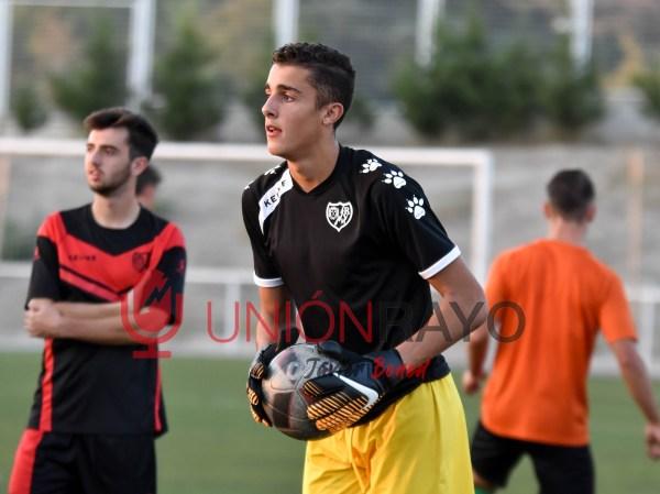 Juvenil A 2-1 Alcobendas CF