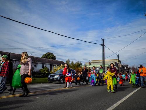 Edison Halloween Parade-17