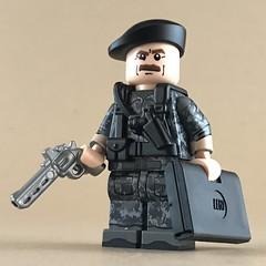 Good. That's one less loose end.