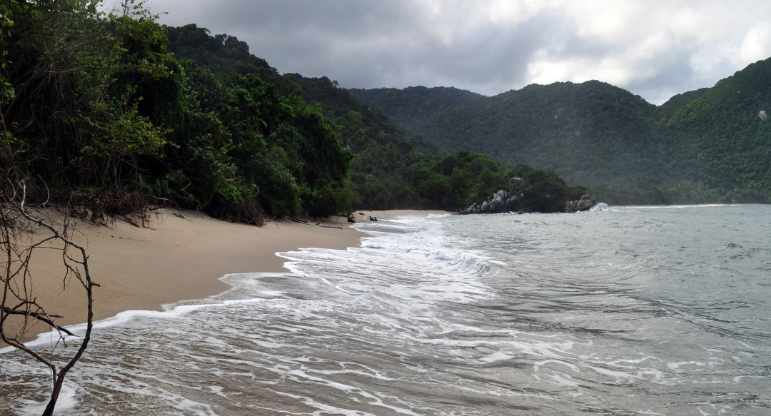 best beaches in Colombia
