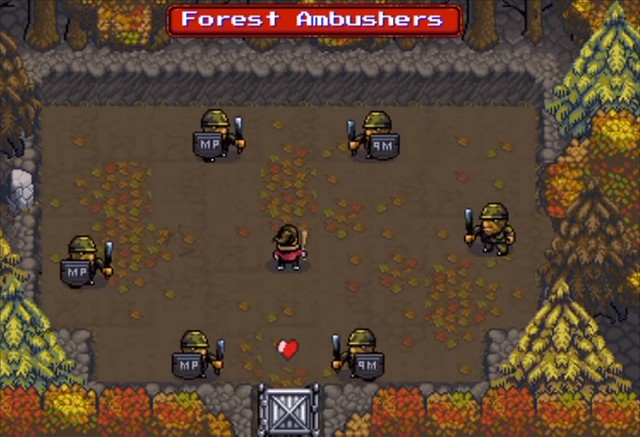 STranger Things The Game - Forest Ambushers