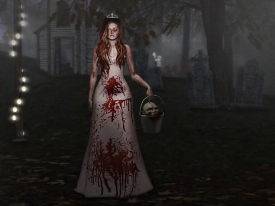 #SecondLifeChallenge – Halloween in Second Life