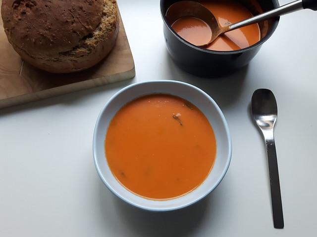 Soep Magimix tomatensoep