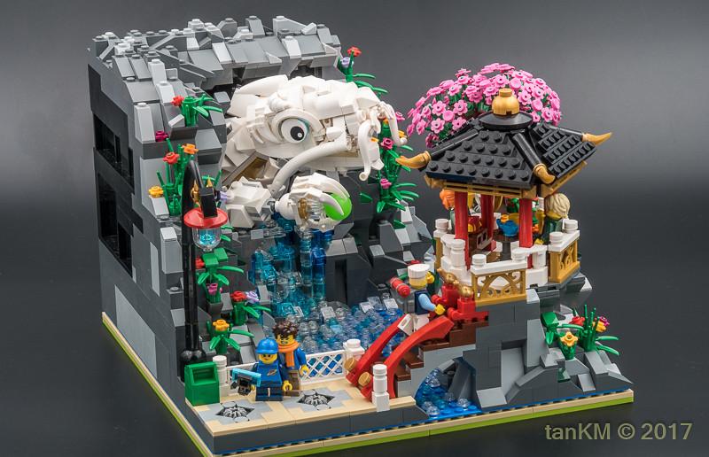Park Sensei Wu-ovog zmaja