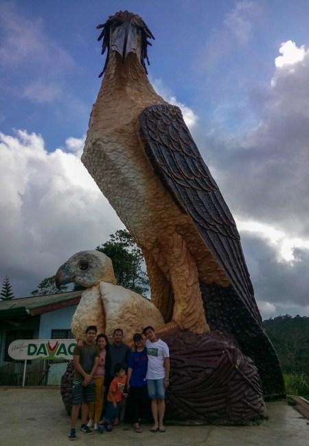 BuDa Philippine Eagle Landmark