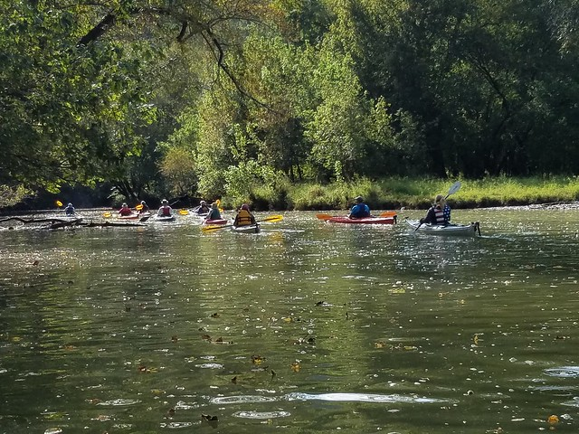 Lookout Creek Paddle