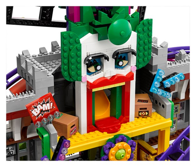70922 The Joker Manor - 19
