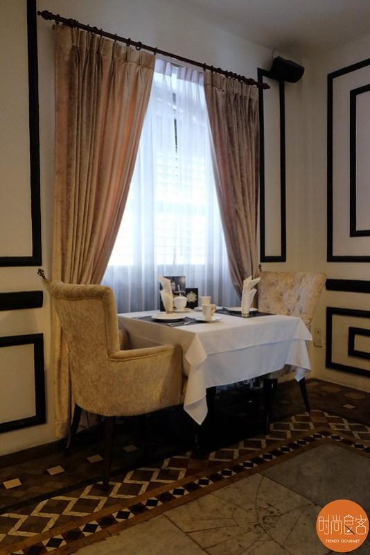 Faquhar Mansion Teatime (5)