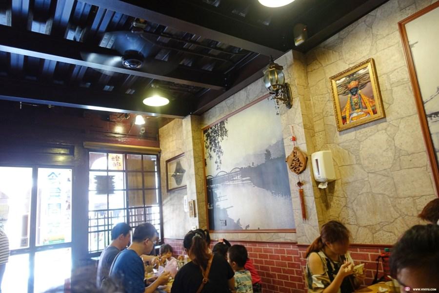 [新北市美食]阿嬤的古早味,易味屋~三峽老街裡的懷舊麵店.乾麵四神湯與傳統油飯在地的古早味 @VIVIYU小世界