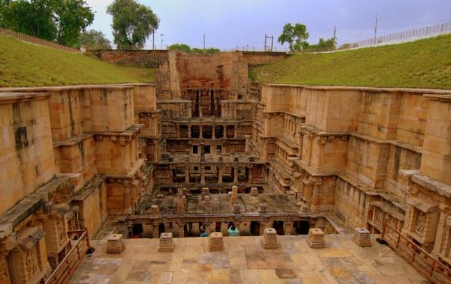 Queen of Stepwells in India... Rani Ki Vav