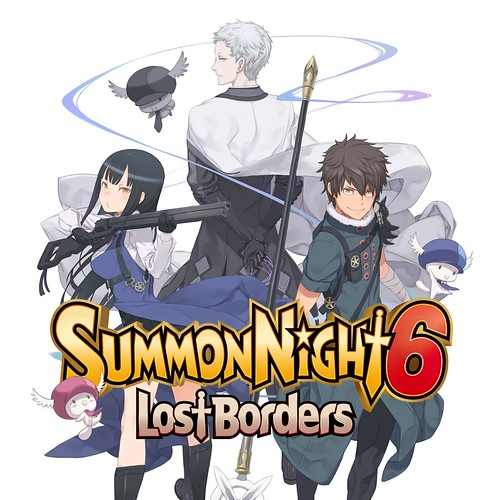 Summon Night 6 Lost Borders