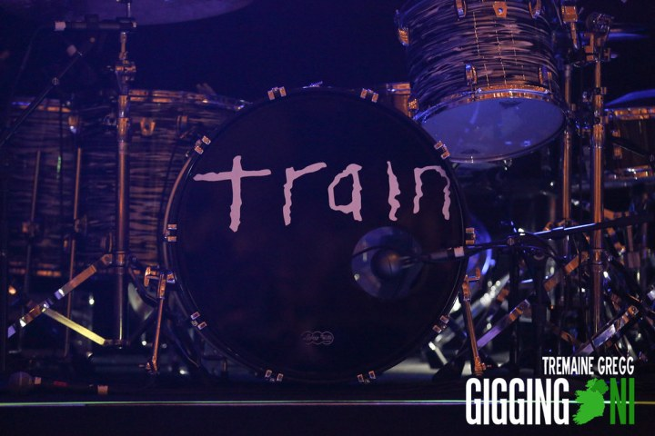 Train Live at The Waterfront Hall