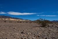 Furnace Creek Campground Map - Inyo County, California ...