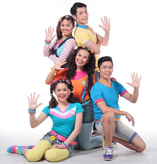 Get ready and Watch Hi-5 Philippines On TV5 - Mommy Levy