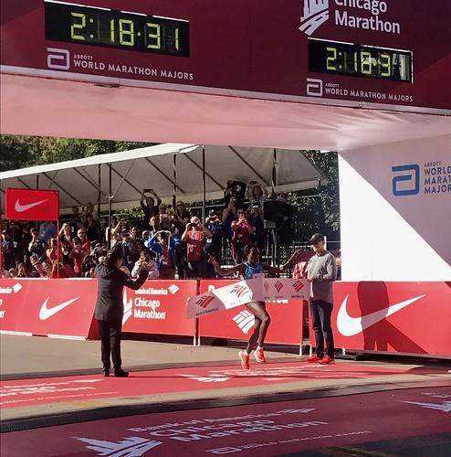 Maraton de Chicago 2017