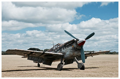 Hispano Buchon/ME109 Desert Colors...