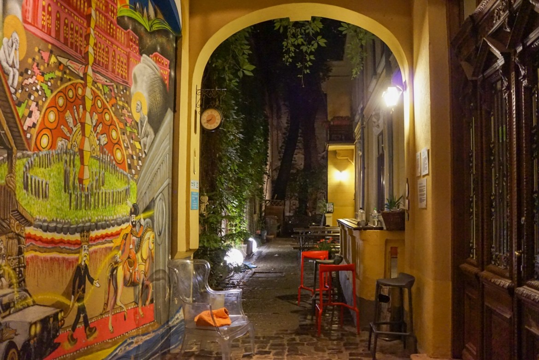 Umbrella Hostel, Bucharest
