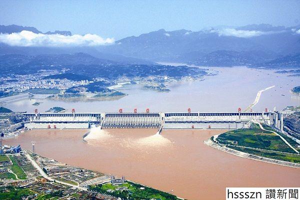 NASA證實: 中國長江三峽大壩會減慢地球的自轉速度   HSSSZN 讚新聞