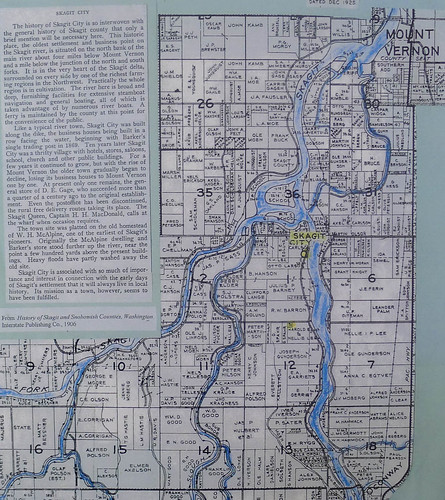 Skagit Delta Map