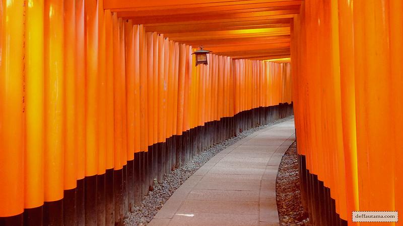 3 Hari Keliling Kyoto - Fushimi Inari 2