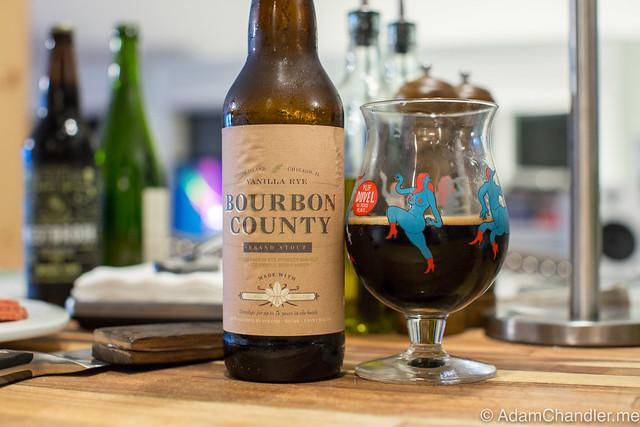 Goose Island Bourbon County Stout Vanilla Rye20171008-2