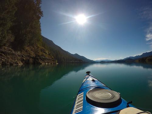 Baker Lake Paddling-12