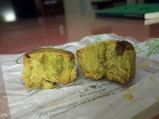 Polvorones de pistacho de La Antequerana