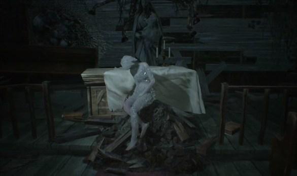 Resident Evil 7 End of Zoe - Sacrilege