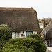 Thatched roof cottages Cadgwith