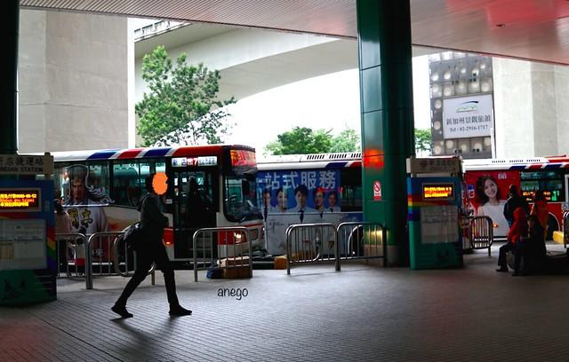 新店駅バスターミナル